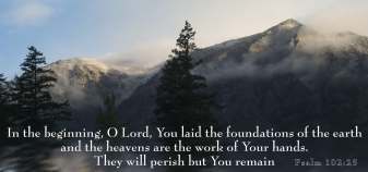 Psalm102.25