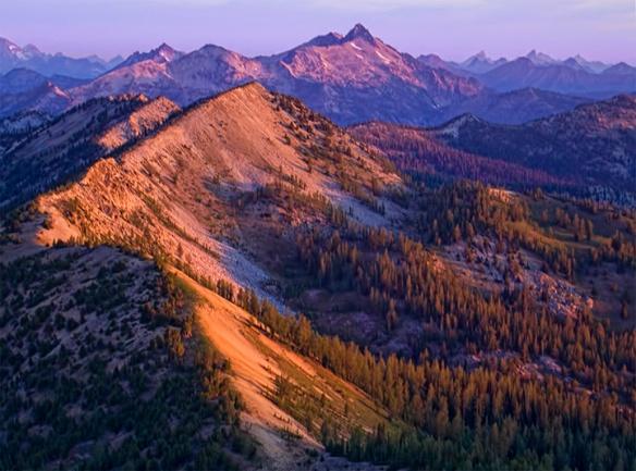 Sawtooths, Northern Cascades