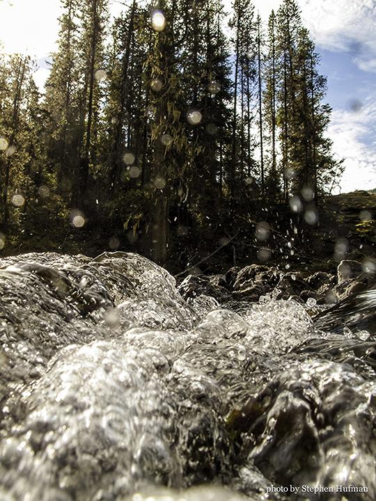 Tumbling Water